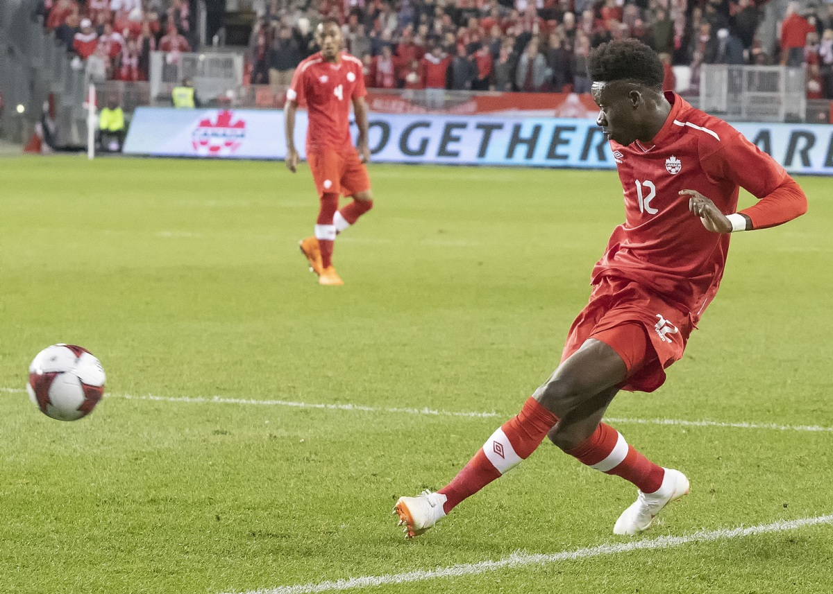 "Rating Canada Soccer's men National Team's Squad by ""Surprise Rating"""